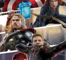 Avengers age of ultron Sticker