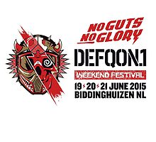 Defqon 1 2015 - No Guts No Glory - 2 by juen3000