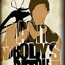 Daryl - I Ain't Nobody's Bitch - The Walking Dead by 4ogo Design