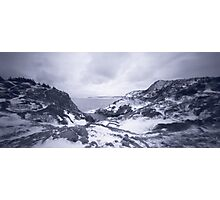 Pinhole Panoramic of Cuckold's Cove, Newfoundland Photographic Print