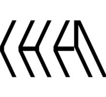 The Exo Luxion - CHEN Sticker
