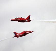 RED ARROWS by Merlin72