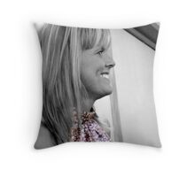 Lovely Lady 34 Throw Pillow