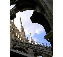 Milan - the Duomo Photographic Print