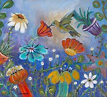 Primavera by Liz Thoresen