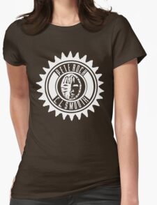 Pete Rock & CL Smooth tee (white logo) Womens Fitted T-Shirt