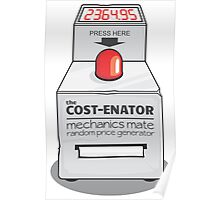 The Cost-enator Poster
