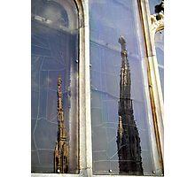 Milano- the Duomo Photographic Print
