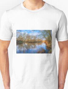 Peaceful Spot Water Colour T-Shirt