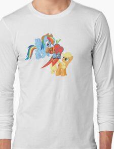Appledash cutie mark Long Sleeve T-Shirt