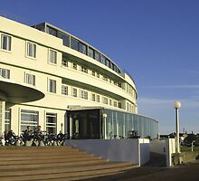 The Midland Hotel, Morecambe by Andmole