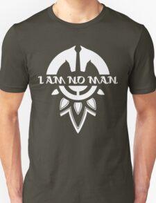 I Am No Man T-Shirt