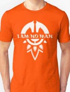 I Am No Man Unisex T-Shirt
