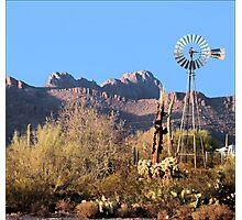 Arizona Wind Photographic Print