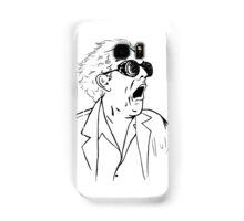 Doc Brown Samsung Galaxy Case/Skin