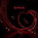 Happy Valentine's Day, I Love You... by Angi Baker