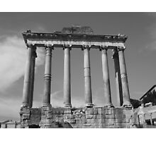 Imperial Rome III Photographic Print