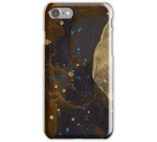 Rust & Gold #2 iPhone Case/Skin