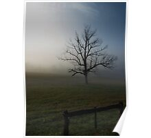 The Fog Is Lifting Poster