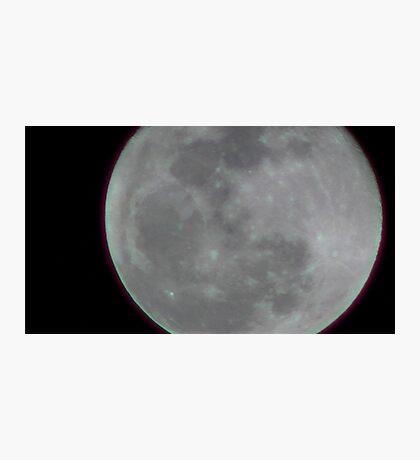 Moon Rise 002 Photographic Print