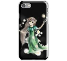 Midnight magic iPhone Case/Skin