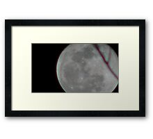 Moon Rise 006 Framed Print