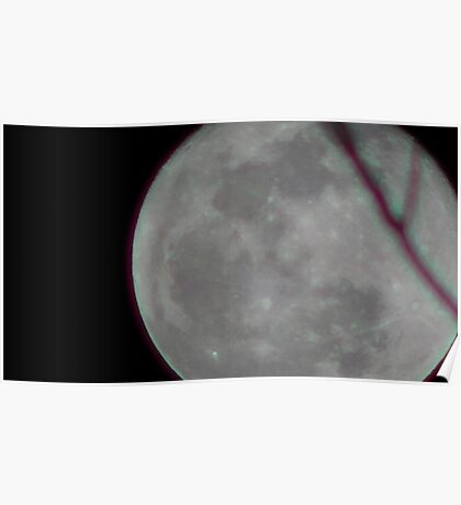 Moon Rise 006 Poster