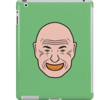 John Locke - Orange In Mouth - Lost iPad Case/Skin