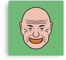 John Locke - Orange In Mouth - Lost Canvas Print