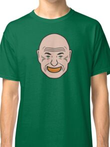 John Locke - Orange In Mouth - Lost Classic T-Shirt