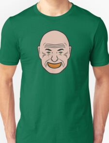 John Locke - Orange In Mouth - Lost Unisex T-Shirt
