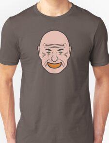 John Locke - Orange In Mouth - Lost Unisex T-Shirt
