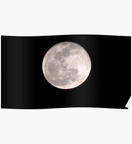 Moon Rise 007 Poster