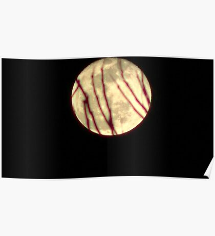 Moon Rise 008 Poster