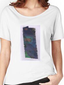 Piece 7 rectangle green. Women's Relaxed Fit T-Shirt