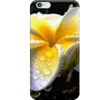 It Rained Today iPhone Case/Skin