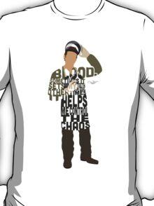Dexter Typography Design T-Shirt