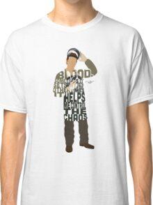 Dexter Typography Design Classic T-Shirt