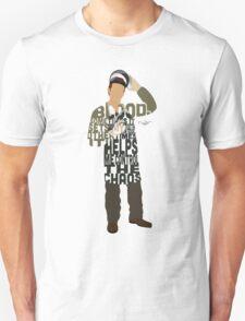 Dexter Typography Design Unisex T-Shirt