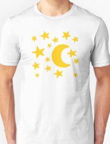 Moon stars sky T-Shirt
