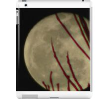 Moon Rise 016 iPad Case/Skin