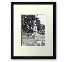 Holiday Remembered Framed Print