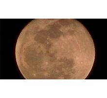 Moon Rise 018 Photographic Print