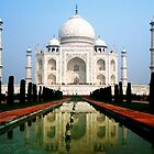 TaJ Mahal by stephen Spindler