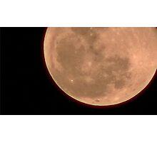 Moon Rise 019 Photographic Print