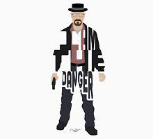 I Am The Danger Heisenberg From Breaking Bad Unisex T-Shirt