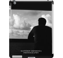 Feet on the ground, head in the clouds. iPad Case/Skin