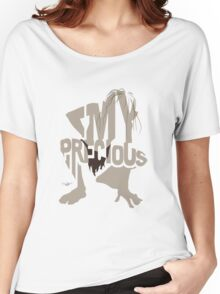 Gollum of Lord of the Ring Women's Relaxed Fit T-Shirt