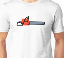 Chainsaw Unisex T-Shirt