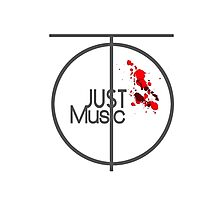 Just Music - Ripple Effect Style Photographic Print